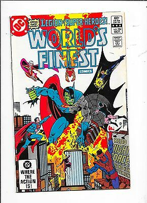 World's Finest Comics #284 DC Comics (1982)