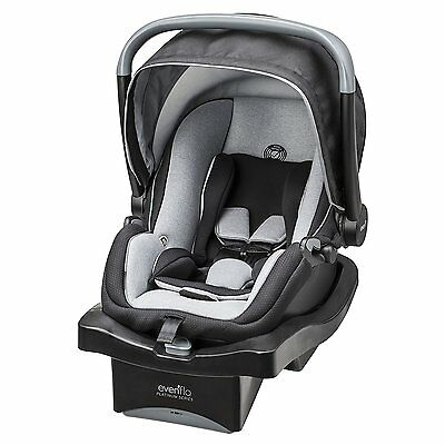 Evenflo LiteMax 35 Platinum Infant Car Seat, Moonlight