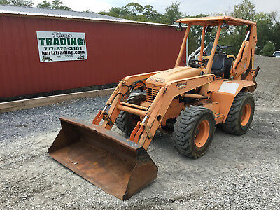 2005 Allmand 6235 4x4 Diesel Compact Tractor Loader Backhoe. Coming in Soon!