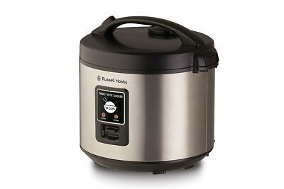 Russell Hobbs RHRC1 10 Cup Family Rice Cooker