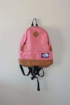 89d55ea5d THE NORTH FACE Purple Label Day Bag Japan Only PINK RARE JAPAN ONLY