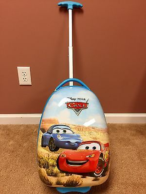 Kids Suitcase (Cars)