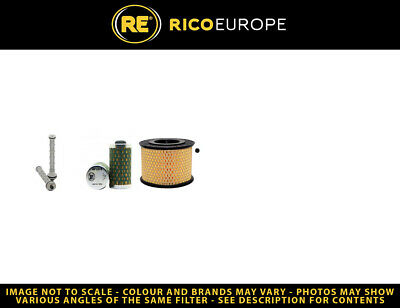 Wacker Neuson DPU 2540H Filter Service Kit - Air, Oil, Fuel <2010