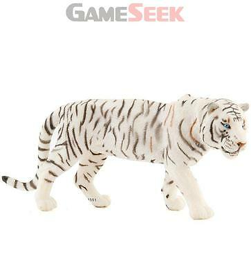 Papo Tiger Figure (White) - Toys Brand New Free Delivery