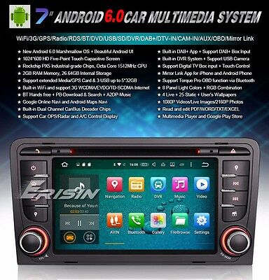 AUTORADIO ANDROID 6 0 7