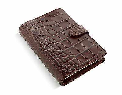 Filofax organiser Personal Classic Croc - Different colours