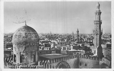 Carte Photo Egypte Cairo Mosque El Sarghatmach