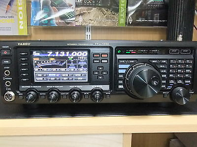 USED YAESU FT-DX1200 HF/50Mhz TRANSCEIVER