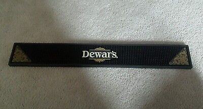 Dewar's Scotch Whisky bar mat