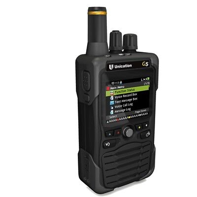 UNICATION G5 VHF or UHF & 7/800Mhz P25 DIGITAL PAGER RECEIVER SCANNER - MINITOR