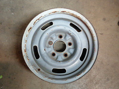 Chevy Corvette Impala 15x6 Rally Wheel Rim YS Code J12359