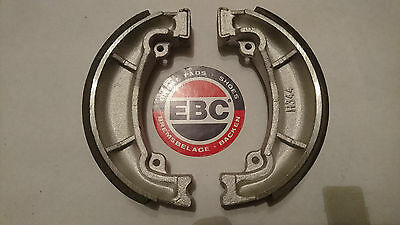 Ebc H 344 Honda Cr 125 250 500 Rg 1986 Rear Brake Shoes Ebc H344 H 344 Ebc Pads