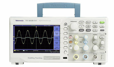 Tektronix TBS1052B-EDU Digital Oscilloscope 50 MHz, 2 Channel