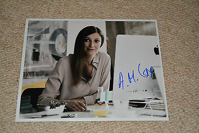 ALEXANDRA MARIA LARA signed Autogramm 20x25 cm In Person