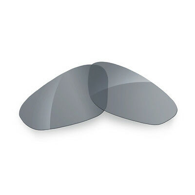 Fit&See Polarized Grey Replacement Lenses for Oakley Monster Dog