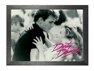 Dirty Dancing 14 Patrick Swayze American Romantic Drama Dance Film Poster Photo Antiquitäten & Kunst Kunst