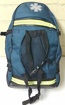 Medic Special Events First Aid EMT First Responder Trauma Backpack ALS Gear Bag