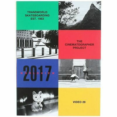 Transworld 2017 The Cinematographer Project Riddles In Mathematics 2 Dvd Aust
