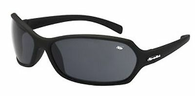 Bolle Hurricane Grey/Green Polarized Lens Safety Glasses Spectacles 1662215 BNWB