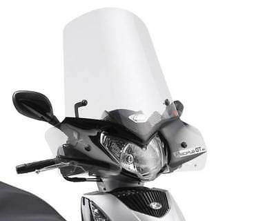 Windschild GiVi - Kymco (Kwang Yang)-People GT 300i