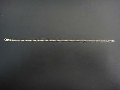 18ct Yellow Gold, 2.6g, Anklet, cm long **FREE EXPRESS POST**