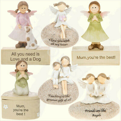 Figurine Ornament Decoration Home Gift -  Mother Sister Daughter Grandma Friend