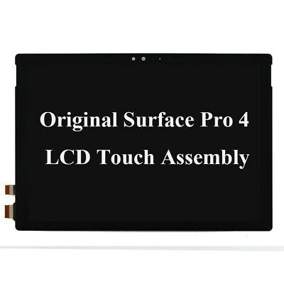 "12.3"" LCD Touch Screen Assembly Glass Replacement For Microsoft Surface Pro4"