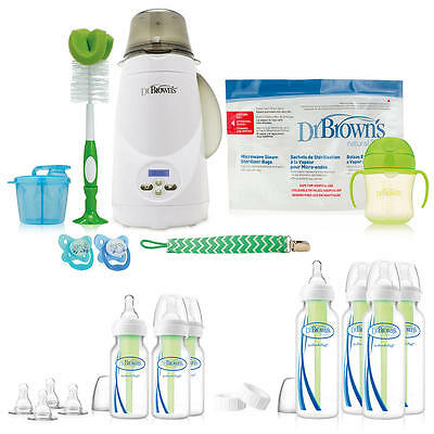 Dr. Brown's BPA Free All in One Gift Set