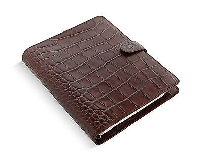 Filofax organiser A5 Classic Croc - Different colours