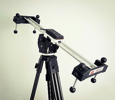 ProAim 2ft Camera Slider S2-4010. With Quick-Release Plate.