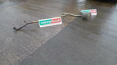 2015 FORD TRANSIT CONNECT Exhaust System Mk2 1.6 TDCi Diesel