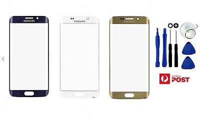 Outer Front Glass Screen Replacement Kit For Samsung S7 S7 EDGE W FREE LOCA GLUE