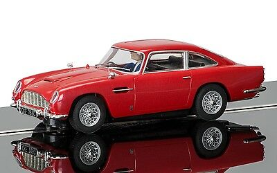 C3722 Scalextric Slot Car Classic Vintage Red Aston Martin DB5 Brand New in Box