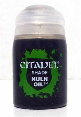 Citadel Shade Nuln Oil 24ML Paint Pod 24-14 In stock