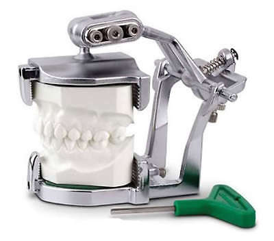 New Style Adjustable Magnetic Articulator Dental Lab Equipment For Dentist poks