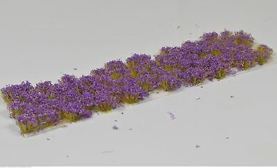 War World Gaming Heather Topped 6mm Self Adhesive Static Grass Tufts