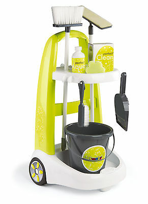 Smoby Cleaning Trolley,  roleplay toys, cleaning toys