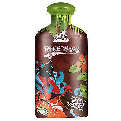 "Tannymaxx Hawaiiana ""Waikiki Wave Golden Coconut Tanning Oil"" 200 ml"