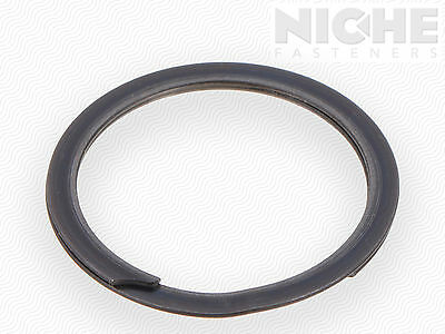 Spiral Retaining Ring Internal HD .901 Steel (20 Pieces)