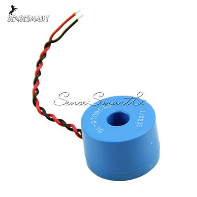 DL-CT08CL5-20A/10mA 2000/1 0~120A Micro Current Transformer HH M