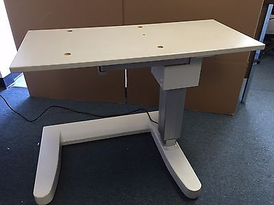 Humphrey Instruments Motorized Power Table, series 200. GREAT UNIT 4 ANY OFFICE.