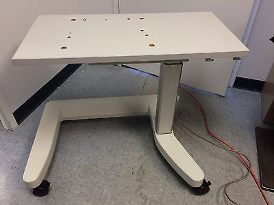 Humphrey / Magnetic Motorized Instrument Table, model HPT120 on casters.