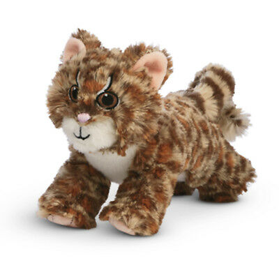 "American Girl LE LEA MARGAY CAT for 18"" Dolls Lea's Pet Kitty Animal Kitten NEW"