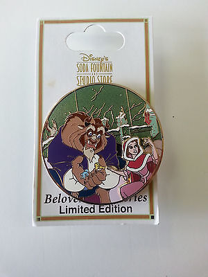 Disney - DSF - Beloved Tales - Disney's Beauty and the Beast Pin - LE300