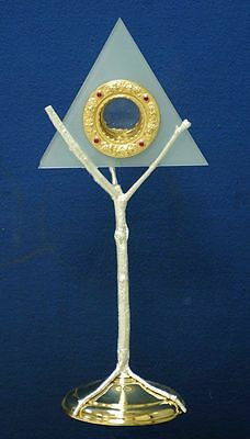 Ostensorio albero Monstrance tree ostensoir ostensório Monstranz monstrancja