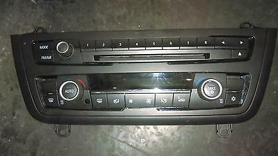 BMW 328i Heat/AC + CD Player/Radio Controls, (9261099) w/digital display, 2012