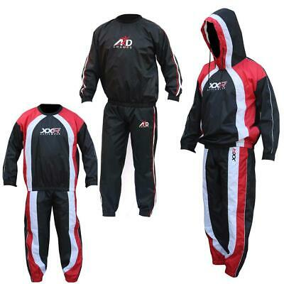 XXR-Heavy-Duty-Sweat-Suit-Sauna-Exercise-Gym-Suit-Fitness-weight loss (M-3XL)