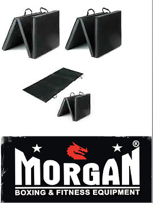 MORGAN FOLD AWAY EXERCISE MAT 5cm thick pilates new gym fitness PICK UP SYDNEY