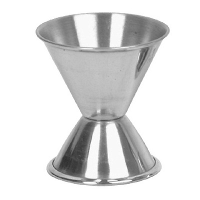 Excellante 0-1/2 and 1 Ounce Stainless Steel Jigger