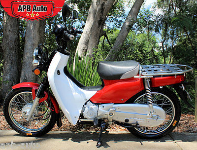 Honda Nbc110 Nbc 110 Super Cub Postie Bike Nbc110 Super Cub Postie Motorcycle